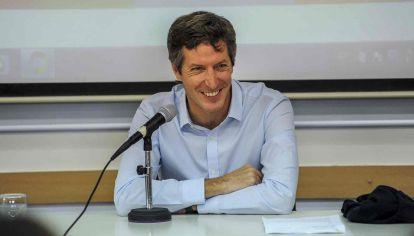 Santiago Bausili, secretario de Finanzas del ministerio de Hacienda.