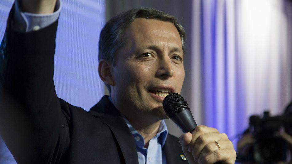El presidente del PJ bonaerense, Fernando Gray.
