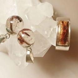 Las particulares joyas de Agustina Kämpfer