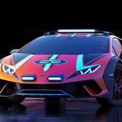 Lamborghini Huracán Sterrato Concept.