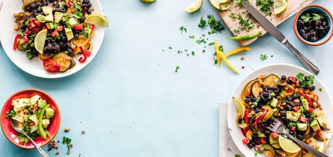 Menús semanales rápidos, sanos y bajos en calorías