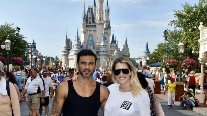 Mica Viciconte explicó por qué Fabián Cubero no llevó a sus hijas de vacaciones