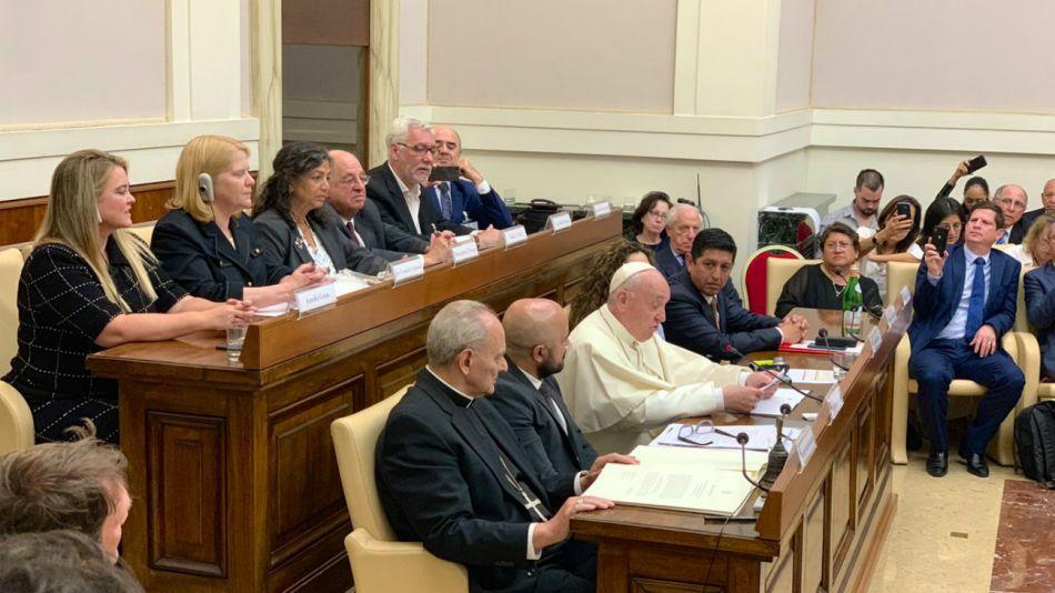 Encuentro Panamericano de Jueces en El Vaticano