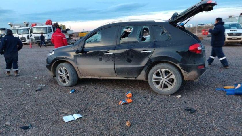 Impresionante tiroteo entre facciones de la Uocra en Neuquén
