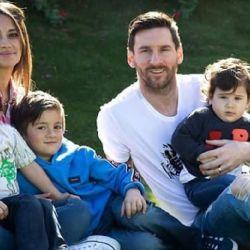 El talento oculto de los hijos de Leo Messi