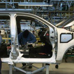 La producción local de vehículos cayó un 35,3 por ciento en mayo.