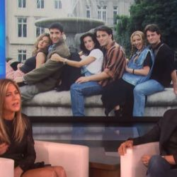 Jennifer Aniston en The Ellen Show