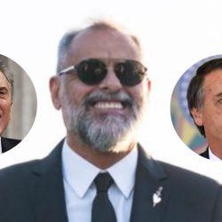Rial se burló de Macri y Bolsonaro