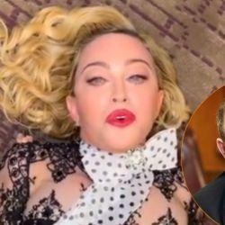 Madonna sufrió un acoso de Harvey Weinstein
