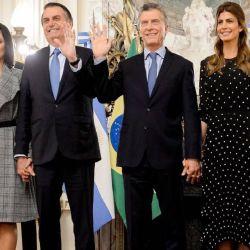 Mauricio Macri y Bolsonaro