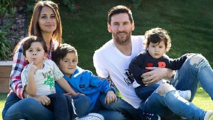 El particular apodo que tiene Antonela para Messi en la intimidad