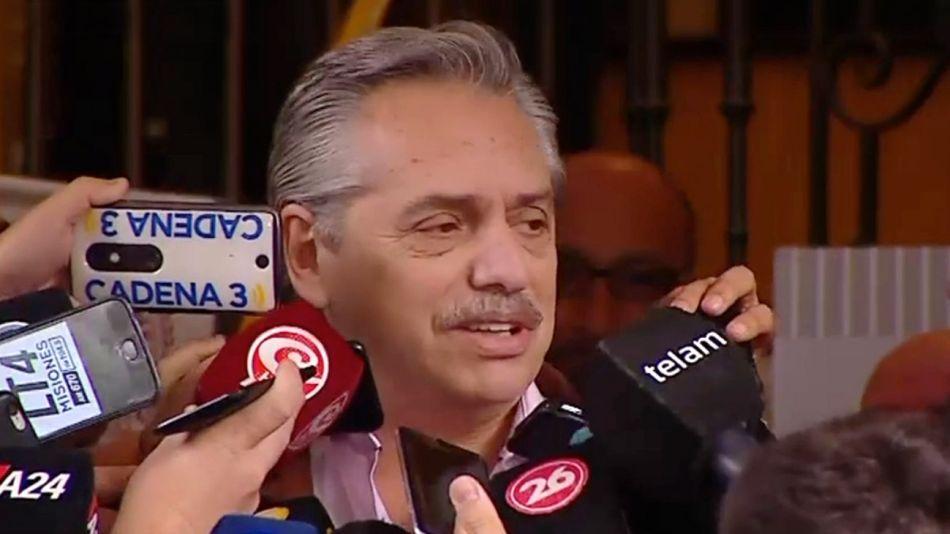 Alberto Fernández 20190606