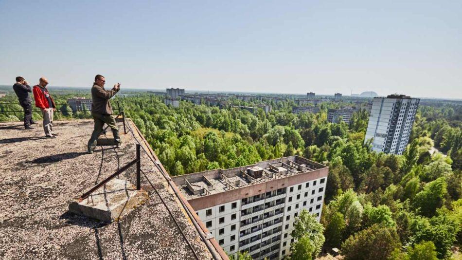 Cómo visitar Chernobyl de forma segura