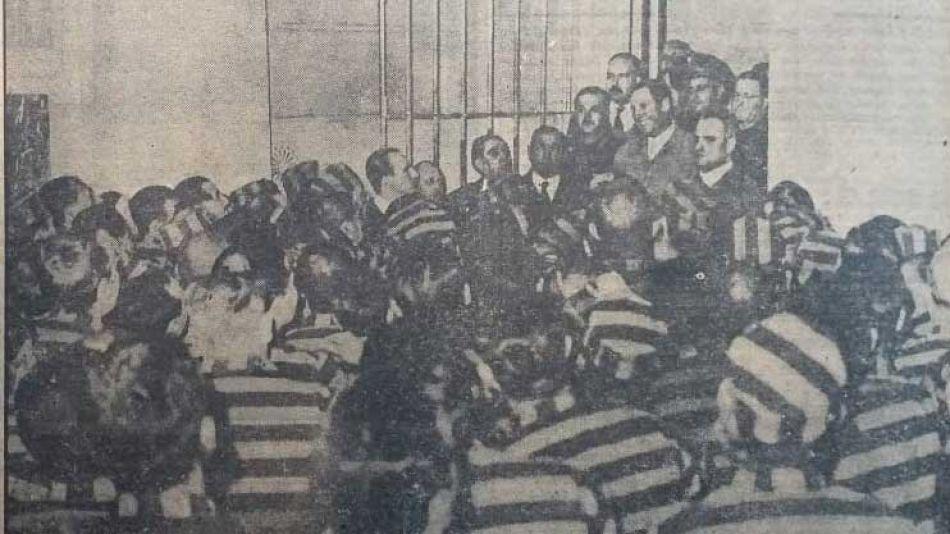 Perón en la cárcel