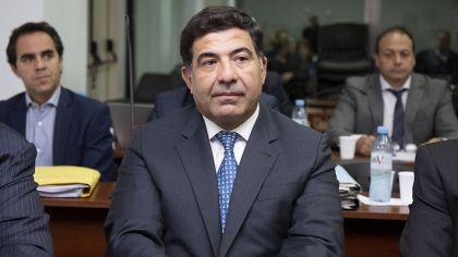 Ricardo Echegaray, extitular de la AFIP.
