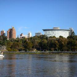Las actividades náuticas son el principal divertimento para locales y visitantes.