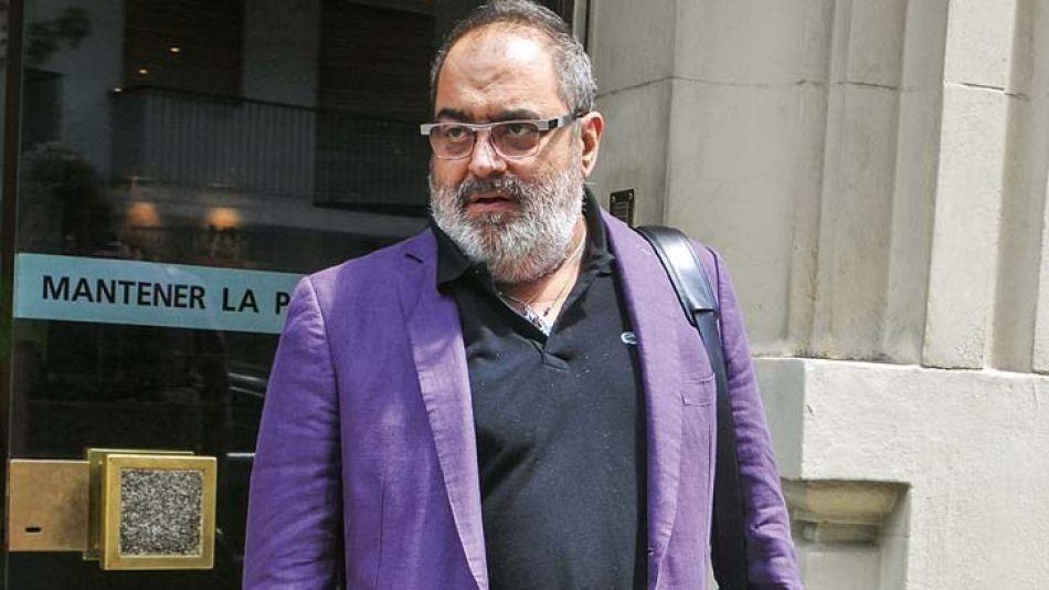 Jorge Lanata fue internado por una infección respiratoria