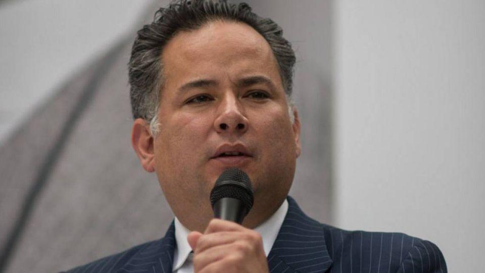 Santiago Nieto, titular de la Unidad de Inteligencia Financiera