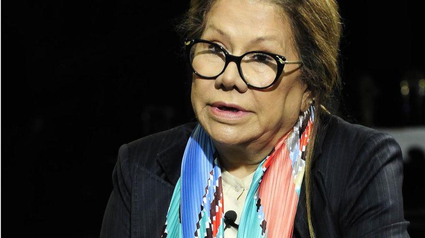 Graciela Camaño avista una «pelea muy fuerte por el poder» entre Alberto y Cristina