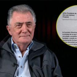 Lucho Avilés y su carta a Aptra