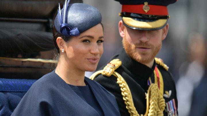 VIDEO | El príncipe Harry retó a Meghan Markle en público y se hizo viral