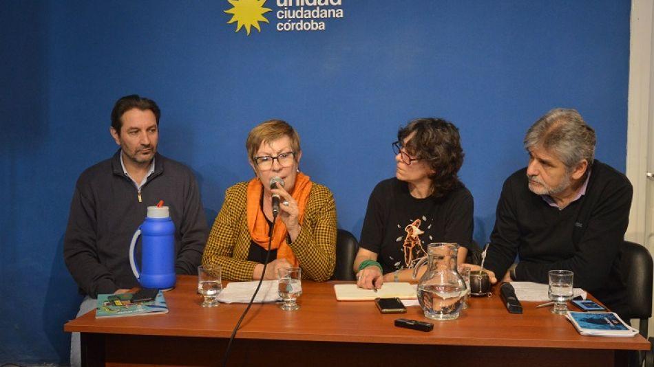 Presentación Inla en Córdoba