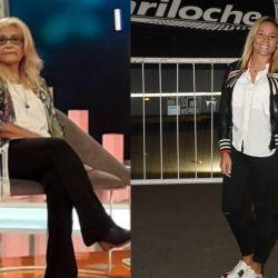 Lili Maradona vs. Rocío Oliva