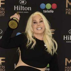 Susana Giménez ganó el Martín Fierro como mejor producción integral
