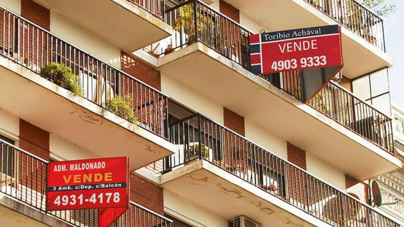 Crisis en el mercado inmobiliario.