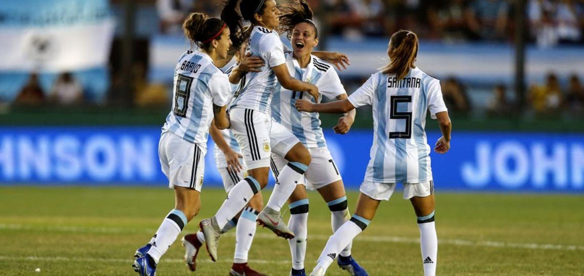 Copa del Mundo femenino: Argentina debuta ante Japón