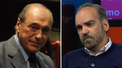 Eugenio Zaffaroni y Fernando Iglesias