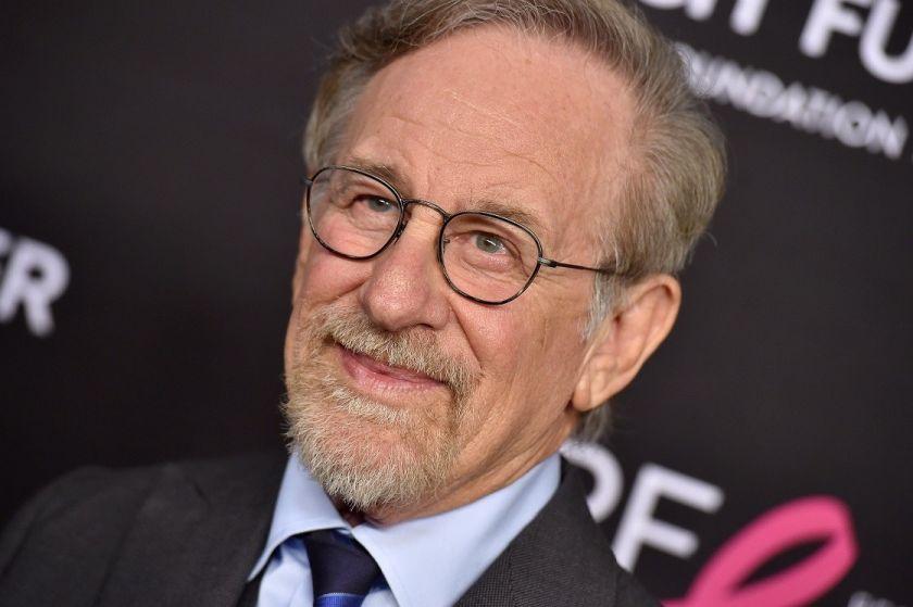Steven Spielberg está escribiendo