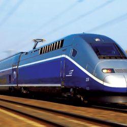 El TGV entró en servicio en 1981 con la ruta francesa París-Lyon.