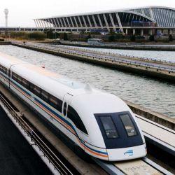 El Maglev de Shanghái alcanza los 431 km/h.