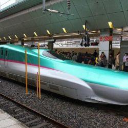 El 20 de mayo de este año Japón presentó la última versión del Shinkansen: el Alfa-X.