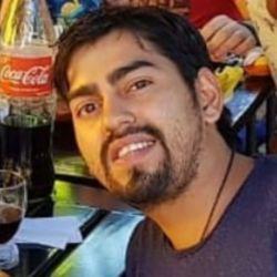 Marcos Lautaro, el hijo de Mario Teruel que está con prisión preventiva.