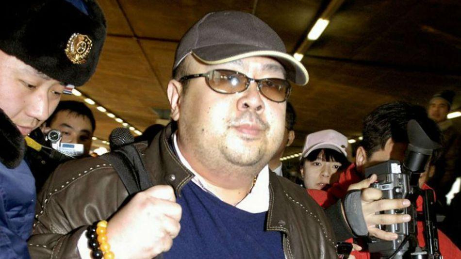 Kim Jong-nam, hermanastro asesinado de Kim Jong-un.