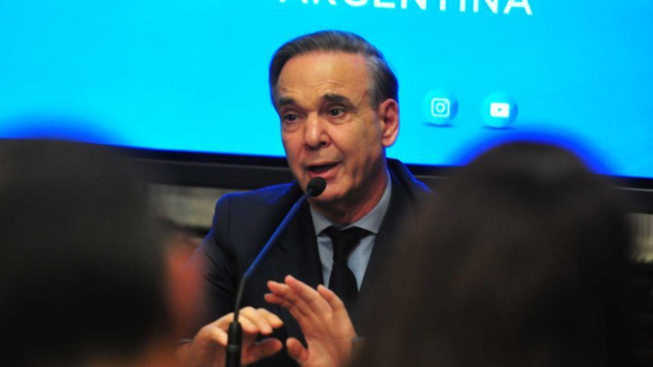 Miguel Ángel Pichetto Senado formula vice cambiemos