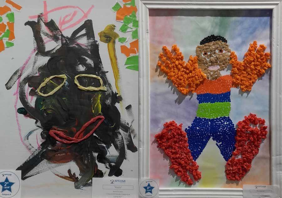 Concurso Mi Retrato del Movimiento ArteDown.