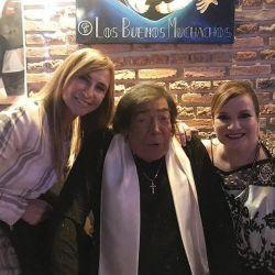 Cacho Castaña celebró su cumpleaños rodeado de famosos