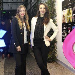 Gege Neuman y Julieta Pink apuestan a TecnoImagen