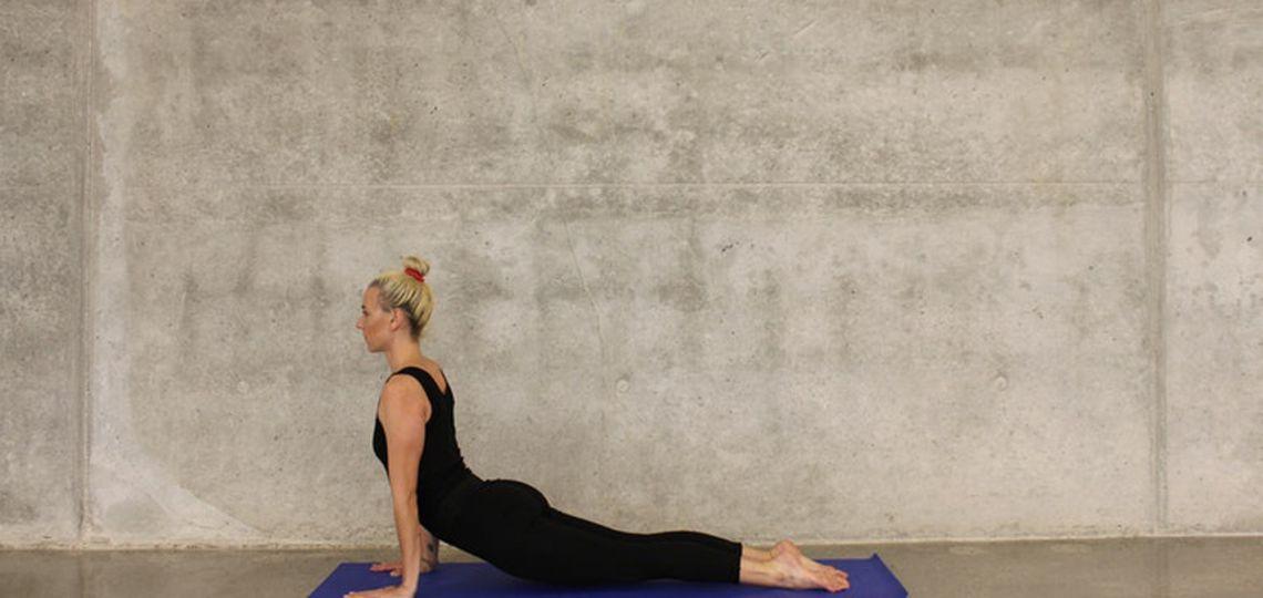 ¿Te duele siempre la espalda? El estiramiento es la solución