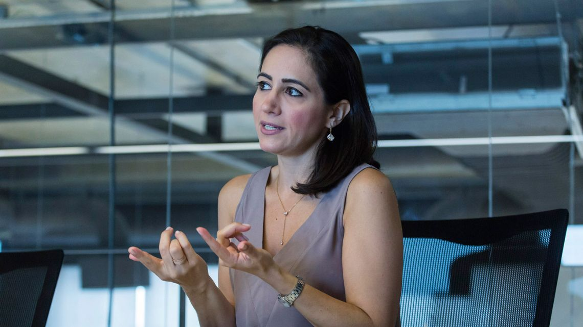 Co-founder of Brazil's Nu Pagamentos SA, Cristina Junqueira, talks to Bloomberg in an interview
