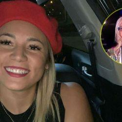 Rocío Oliva se trenzó con Lili Maradona
