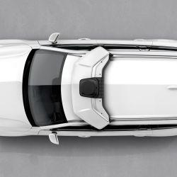 El vehículo autónomo de producción de Volvo y Uber está basado en el SUV XC90.