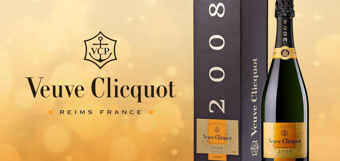 Veuve Clicquot, el champagne más prestigioso del mundo
