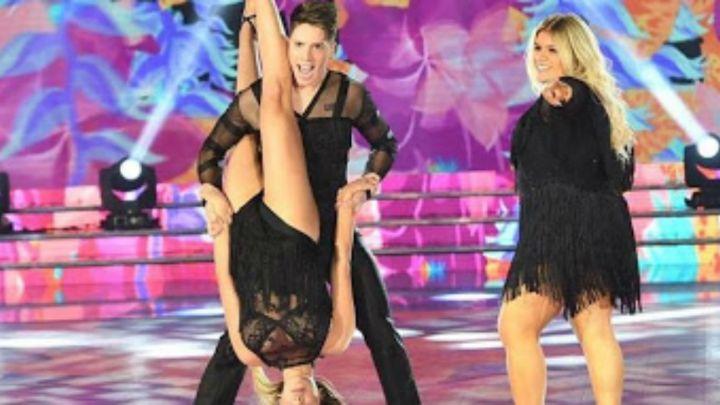 El picante y emotivo debut de Morena Rial en el Bailando 2019