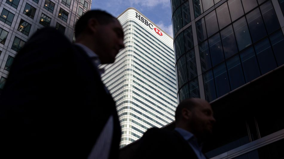 HSBC Reveals Gender Pay Gap for U.K. Employees Widened to 61%