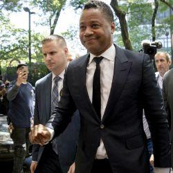 Cuba Gooding Jr. se entregó a la policía de NY