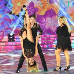 Morena Rial debutó en la pista del Bailando